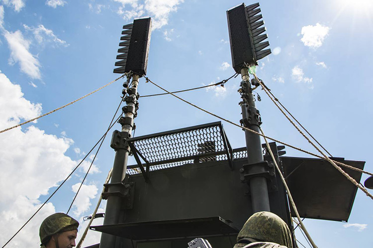 Russian base in Tajikistan to be fitted with Pole-21 electronic countermeasures system